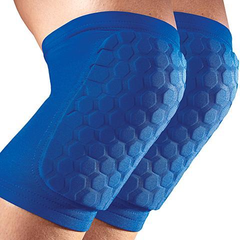 美国迈克达威McDavid HEXPAD速干排汗防撞护膝护小腿6440-RY