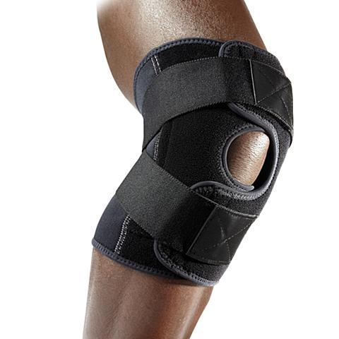 美国迈克达威McDavid 篮球登山韧带半月板可调式加强绑带护膝4195R