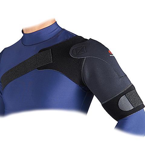 美国迈克达威Mcdavid篮球排球网羽脱臼轻便绑带护肩463