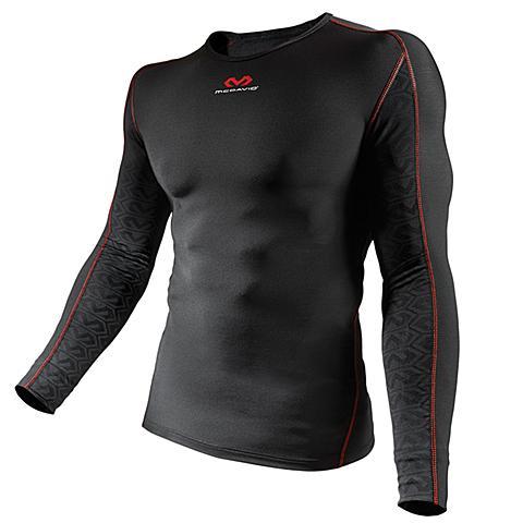 新品迈克达威McDavid hdc户外健身篮球运动排汗压缩恢复长袖内衣8800