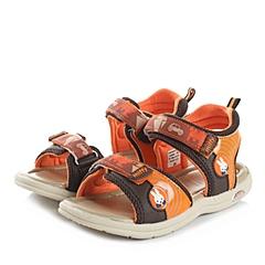 MIFFY/米菲夏季PU/织物男小童凉鞋沙滩凉鞋DM0089