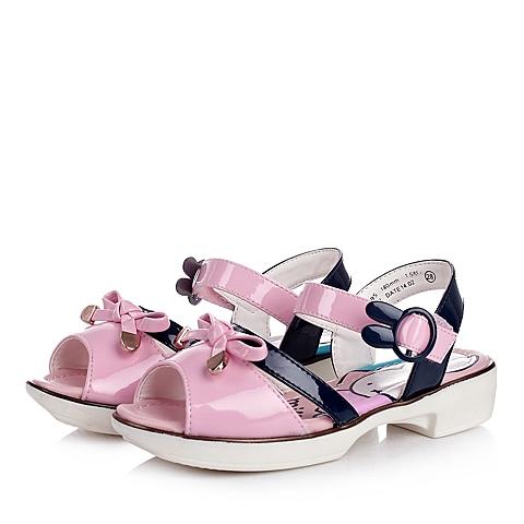 MIFFY/米菲夏季PU女小童凉鞋时尚凉鞋DM0095