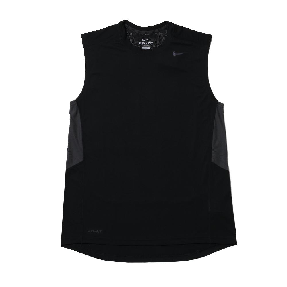 nike耐克 男子运动针织背心408338-010