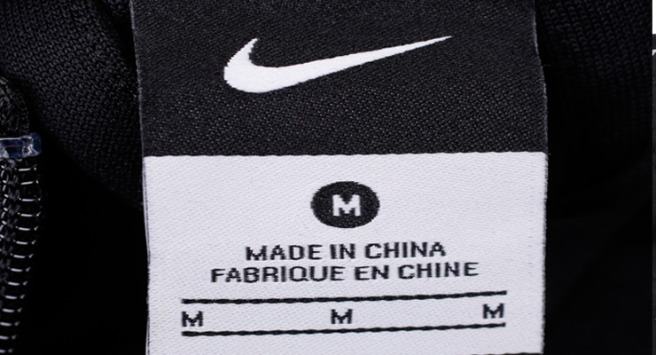 机绣的NIKE品牌LOGO更具品牌感-NIKE耐克 2013年新款女子运动针织
