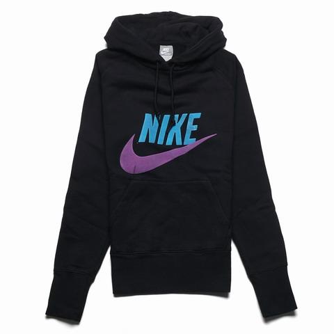 NIKE耐克 女子生活针织套头衫503543-016