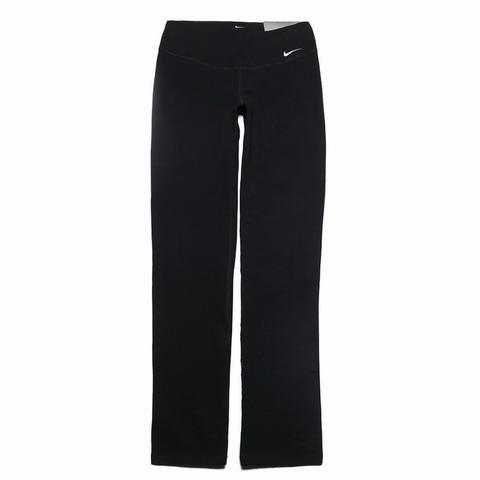 NIKE耐克 女子运动针织长裤552144-010
