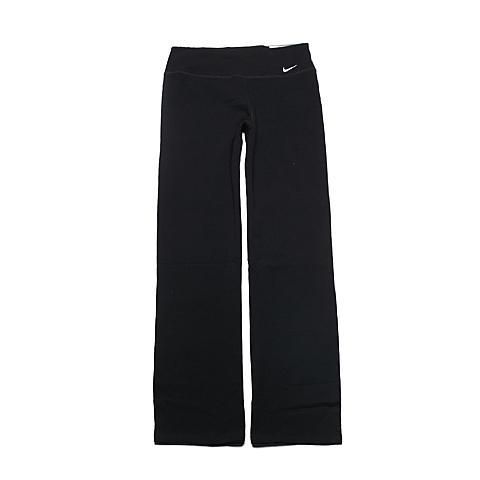 NIKE耐克 女子运动针织长裤552162-010