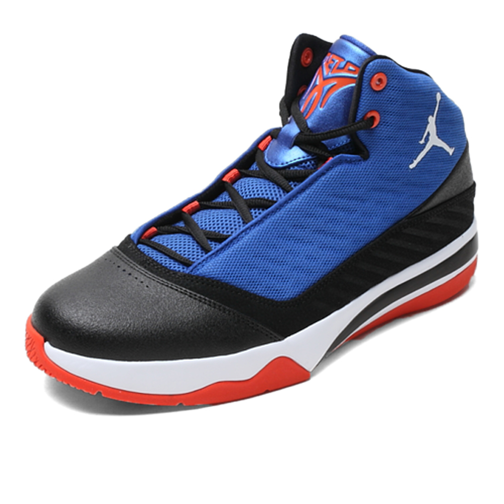 nike耐克 jordan melo bmo x男子篮球鞋574418-007