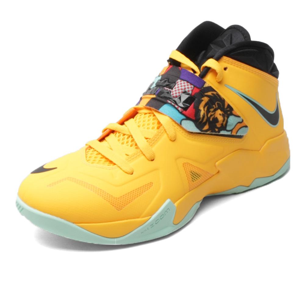 nike耐克 男子nike zoom soldier vii篮球鞋599264 800