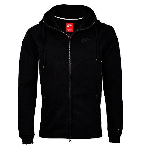 NIKE耐克新款男子TECH FLC WINDRUNNER-1M夹克545279-011