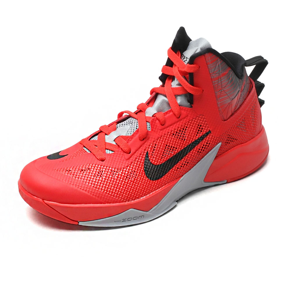 nike板鞋官网_NIKE耐克 男子NIKE ZOOM HYPERFUSE 2013篮球鞋615896-600图片 - 优购网上鞋城!