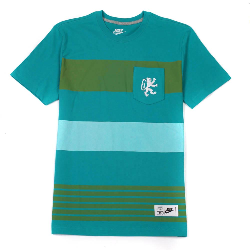 和卹f�x�_nike耐克 男子as lebron fashion teet恤611341-383