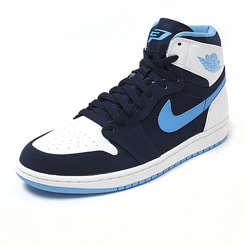 NIKE耐克 新款男子AIR JORDAN 1 RETRO CP PE九孔版篮球鞋332550-402
