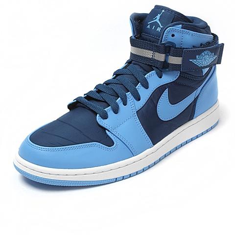 NIKE耐克 新款男子AIR JORDAN 1 HIGH STRAP篮球鞋342132-407