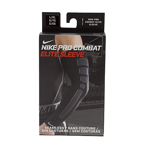 NIKE耐克 新款男子BASKETBALL SEAMLESS SLEEVE篮球装备624507-010