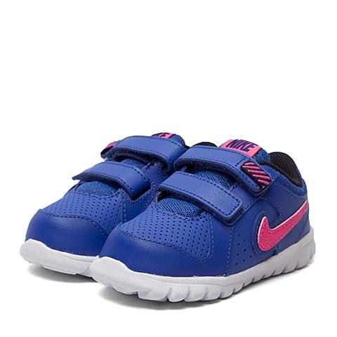 NIKE耐克童鞋 春季新品专柜同款婴童运动跑步鞋631467-400