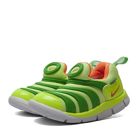 NIKE耐克童鞋 春季新品专柜同款DYNAMO FREE (TD)男婴童毛毛虫跑步鞋343938-701