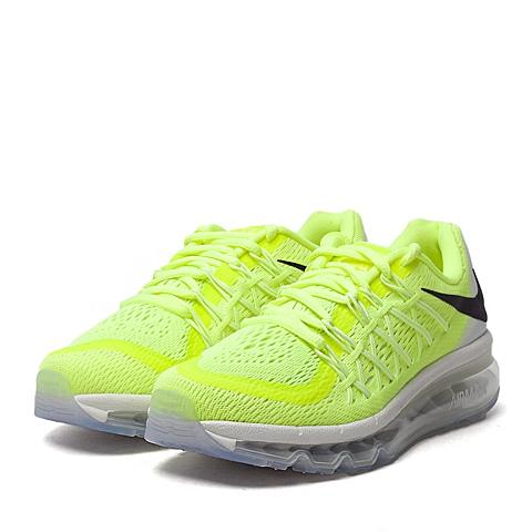 NIKE耐克童鞋 夏季新品专柜同款NIKE AIR MAX 2015 (GS)大童跑步鞋705457-700