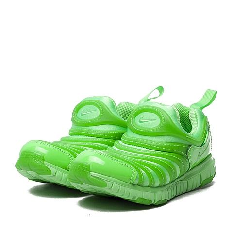 NIKE耐克童鞋 夏季新品专柜同款DYNAMO FREE (PS)男小童毛毛虫复刻鞋343738-302