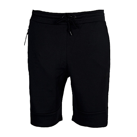 NIKE耐克新款男子AS NIKE TECH FLEECE SHORT-1MM针织短裤628985-010