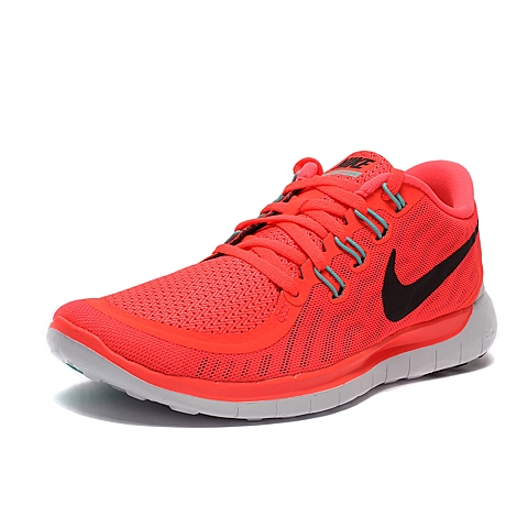 NIKE耐克 新款女子WMNS NIKE FREE 5.0跑步鞋724383-800