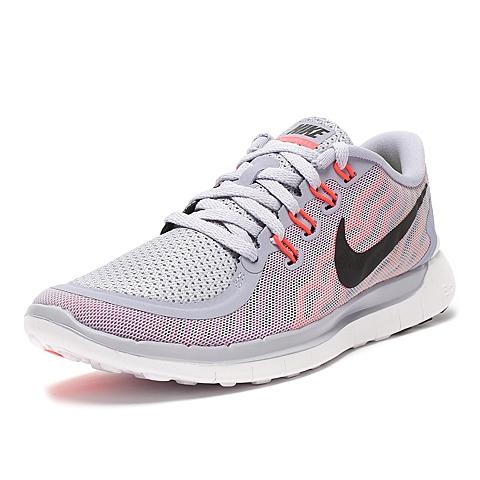 NIKE耐克 新款女子WMNS NIKE FREE 5.0跑步鞋724383-502