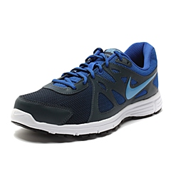 NIKE耐克 2015年新款男子NIKE REVOLUTION 2 MSL PREMIUM跑步鞋724918-053