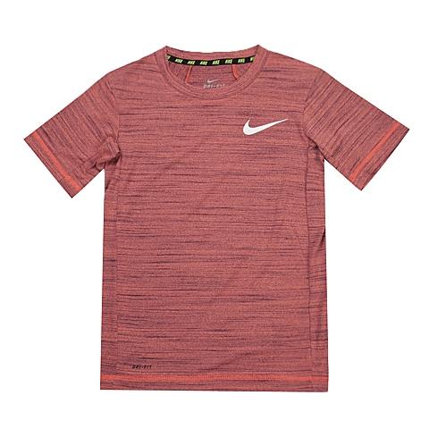 NIKE耐克童装 夏季新品专柜同款NIKE DF COOL SS TOP YTH男大童短袖针织衫641601-812