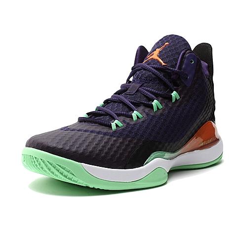 NIKE耐克 新款男子JORDAN SUPER.FLY 3 PO X篮球鞋727021-505