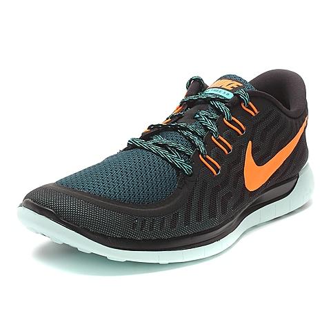 NIKE耐克 新款男子FREE 5.0跑步鞋724382-004