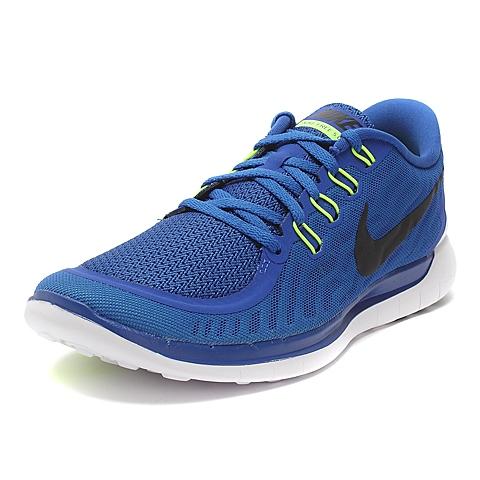 NIKE耐克 新款男子FREE 5.0跑步鞋724382-400