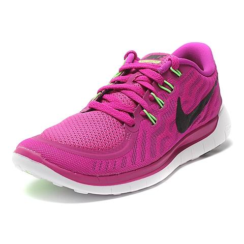 NIKE耐克 新款女子FREE 5.0跑步鞋724383-501
