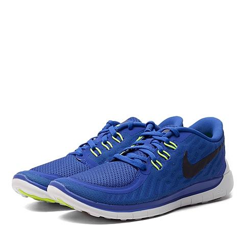 NIKE耐克 新款NIKE FREE 5.0 (GS)男大童跑步鞋725104-400