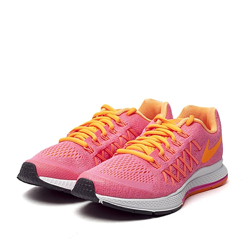 NIKE耐克 新款NIKE ZOOM PEGASUS 32女大童跑步鞋759972-601