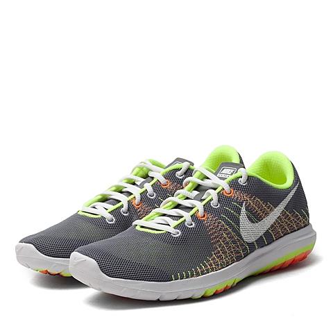 NIKE耐克 新款NIKE FLEX FURY (GS)大童跑步鞋705459-005