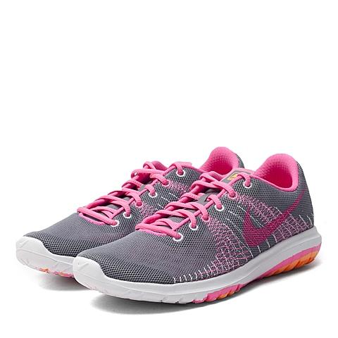 NIKE耐克 新款NIKE FLEX FURY (GS)女大童跑步鞋705460-002