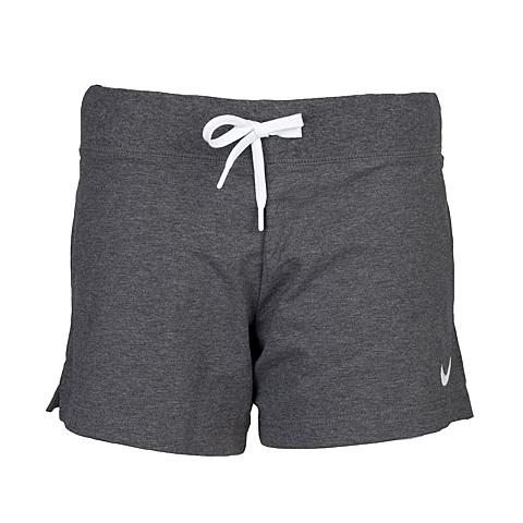 NIKE耐克新款女子AS NIKE JERSEY SHORT短裤615056-071