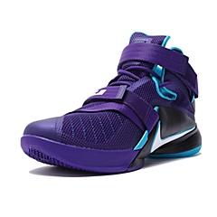 NIKE耐克 新款男子LEBRON SOLDIER IX EP篮球鞋749420-510