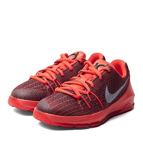 NIKE耐克 新款KD 8 (PS)男童篮球鞋768868-610
