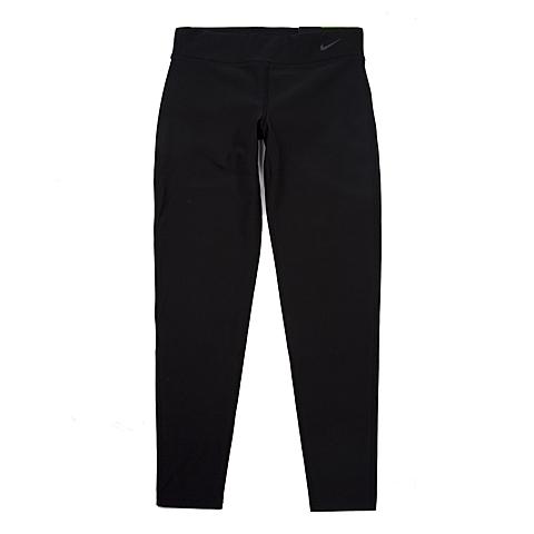 NIKE耐克 新款LEGEND TIGHT PANT女大童针织长裤539780-010
