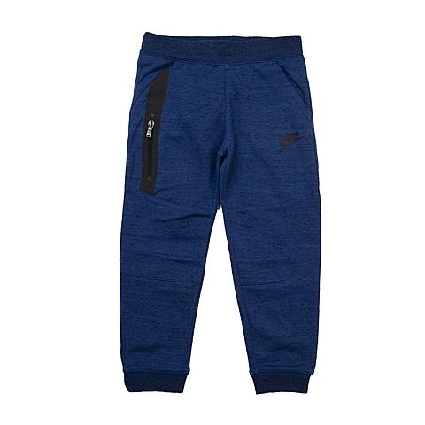 NIKE耐克 新款TECH FLEECE PANT男小童针织长裤696304-480