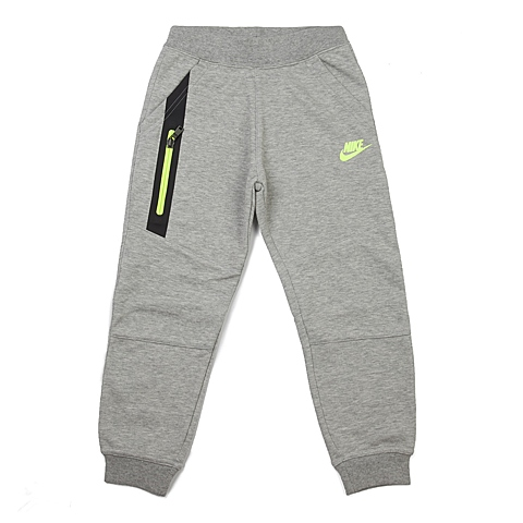 NIKE耐克 新款TECH FLEECE PANT男小童针织长裤696304-063