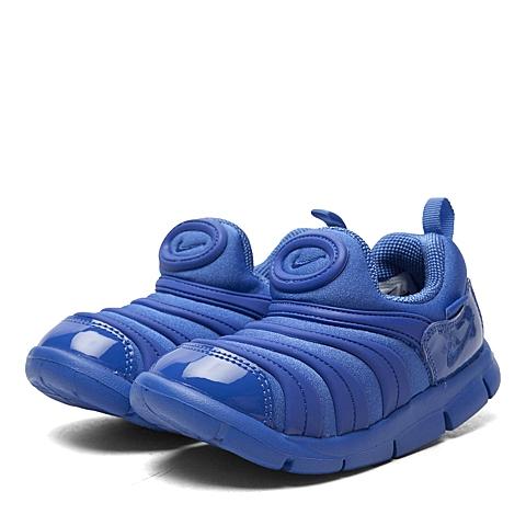 NIKE耐克 新款DYNAMO FREE男婴童毛毛虫复刻鞋343938-411