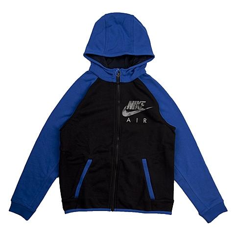 NIKE耐克 新款YA FT FLASH FZ HDY-AIR男大童夹克695198-011