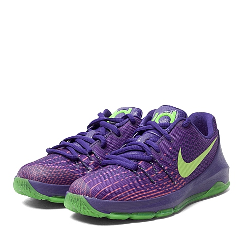 NIKE耐克 新款KD 8 (PS)男童篮球鞋768868-535