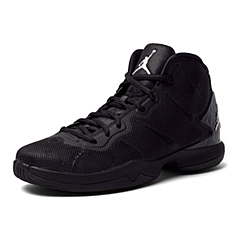 NIKE耐克 新款男子JORDAN SUPER.FLY 4 X篮球鞋801553-001