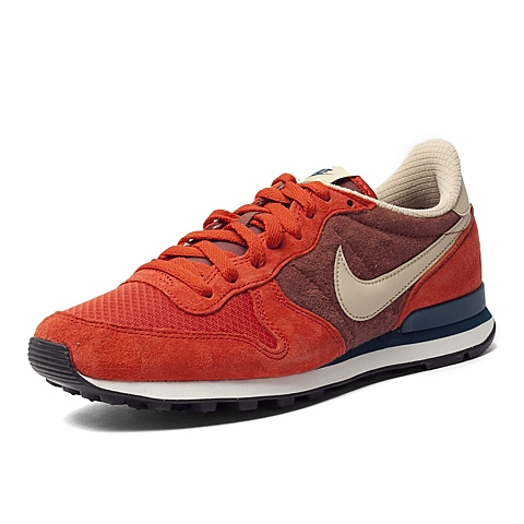 NIKE耐克 新款男子INTERNATIONALIST LEATHER复刻鞋631755-203