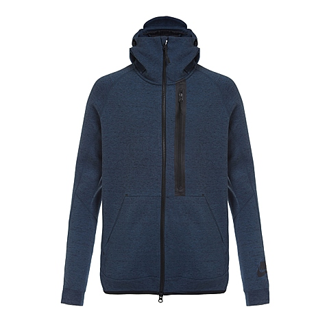 NIKE耐克 新款男子NIKE TECH FLEECE HOODY夹克708096-460
