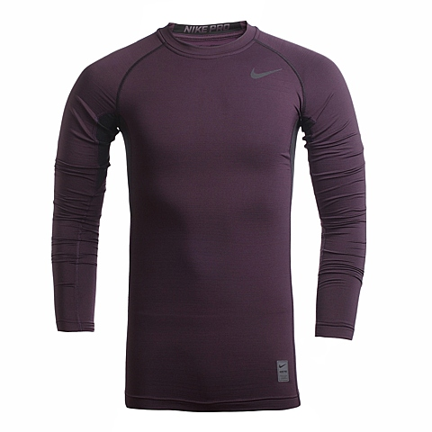 NIKE耐克 新款男子HYPERWARM COMP LS CRW紧身服659800-507