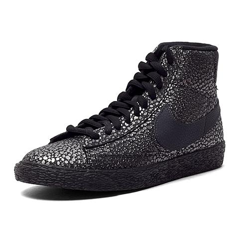 NIKE耐克 新款女子WMNS BLAZER MID PRM复刻鞋403729-004